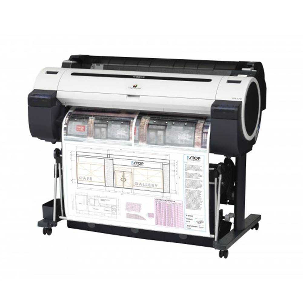 Velikoformatni tiskalnik Canon iPF770 + stojalo