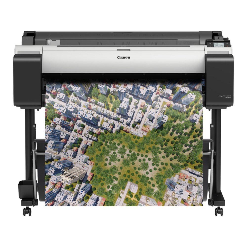 Velikoformatni tiskalnik Canon TM300 s stojalom