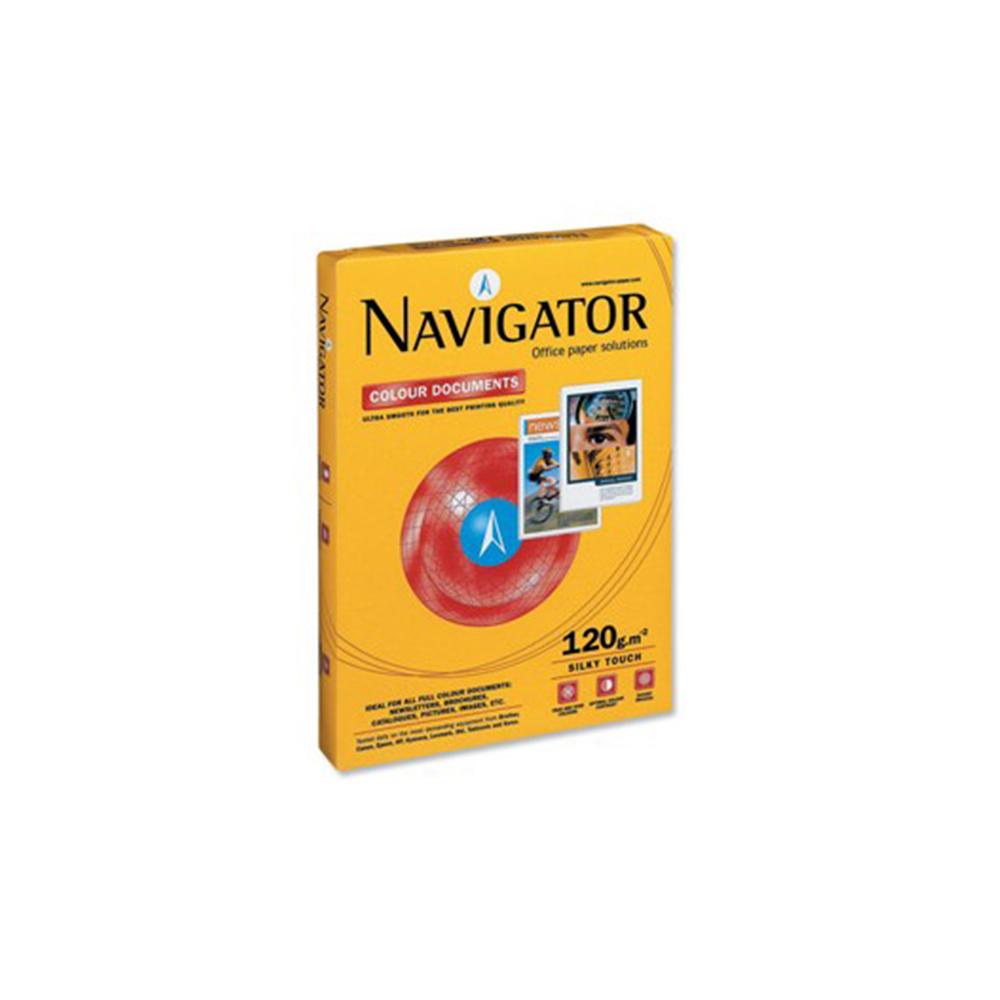 Papir NAVIGATOR Color document 120grs