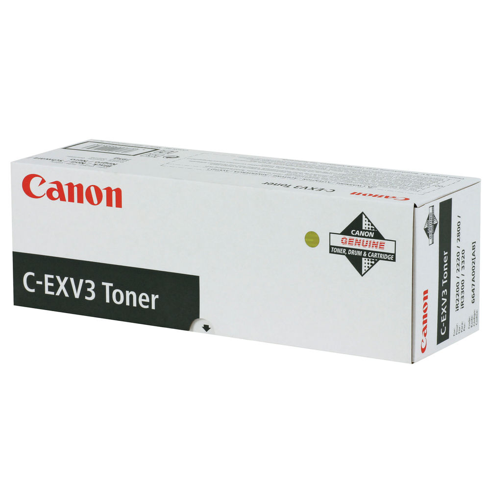 Toner Canon C-EXV 3