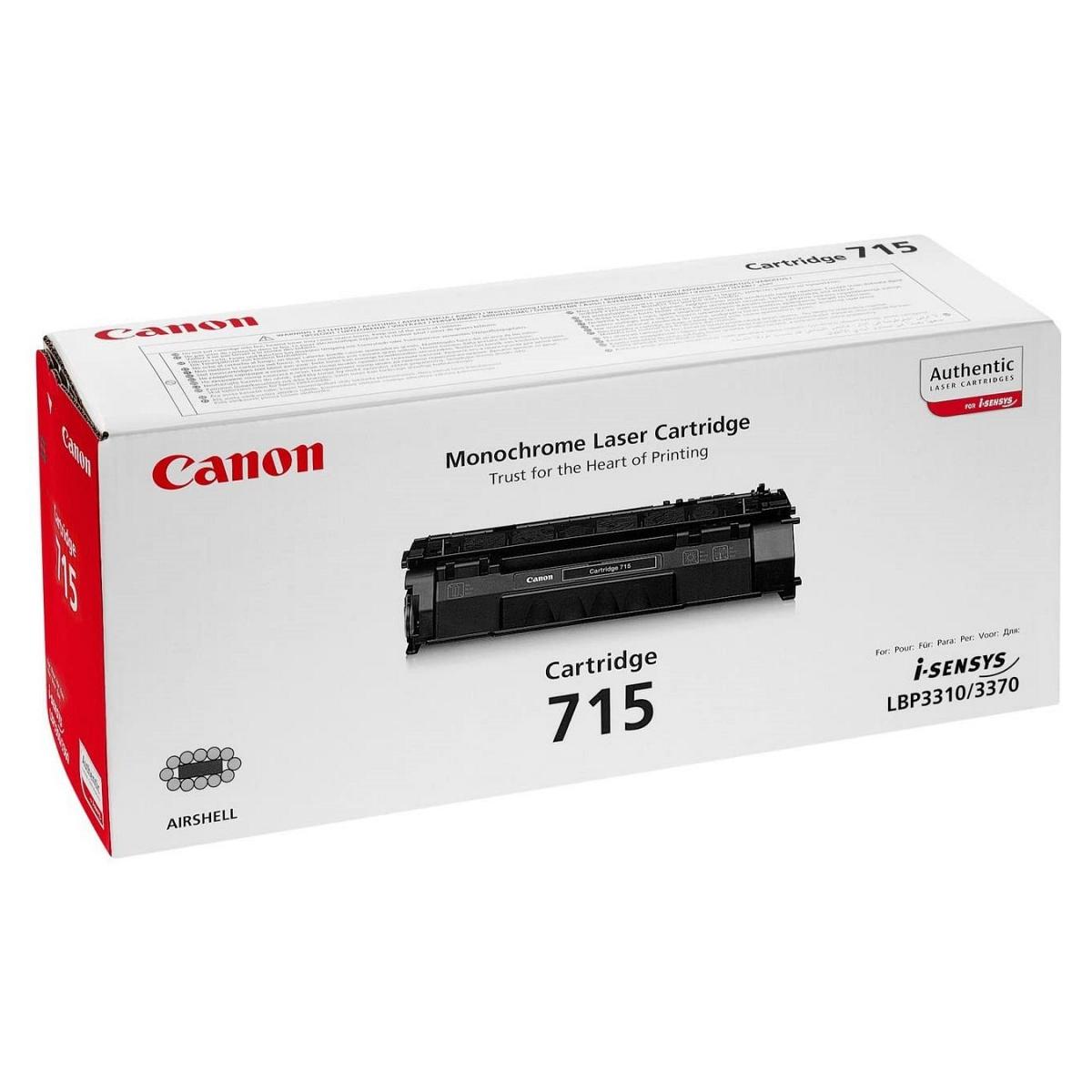 Toner Canon CRG-715