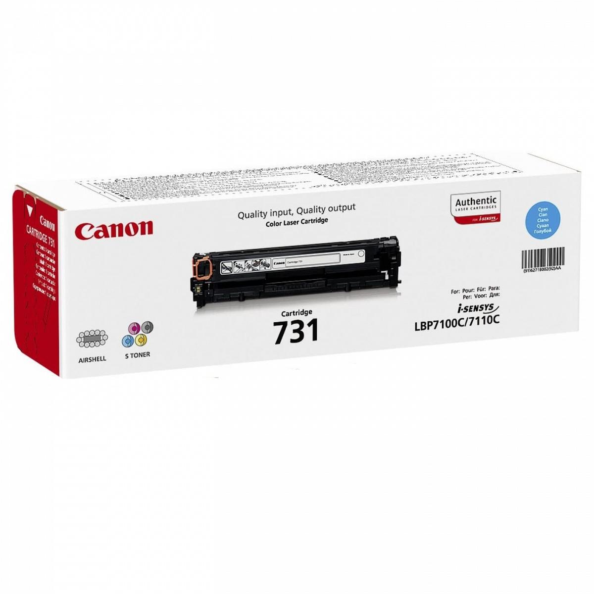 Toner Canon CRG-731
