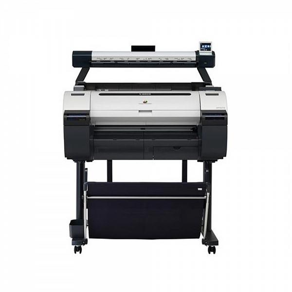 Velikoformatni tiskalnik Canon iPF670 + optični čitalnik + stojalo