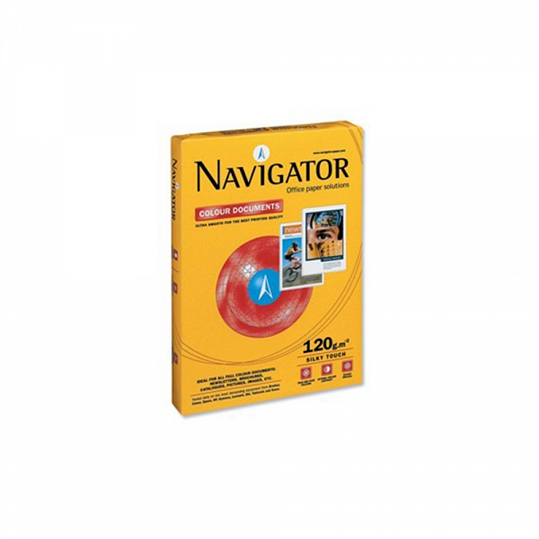 Papir NAVIGATOR Color document 120grs