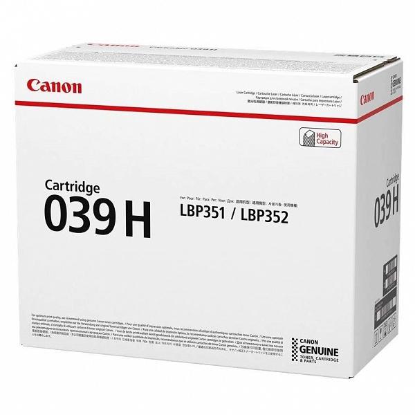 Toner Canon CRG-039H