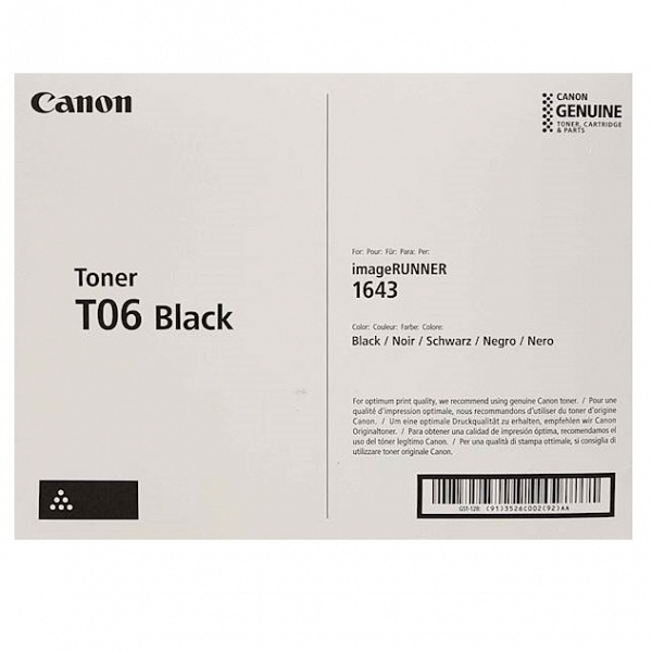 Toner Canon T06