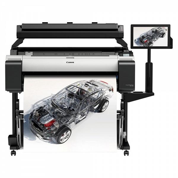 Velikoformatni tiskalnik Canon TM305 s stojalom + skener 36 AIO