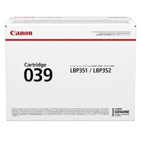Toner Canon CRG-039