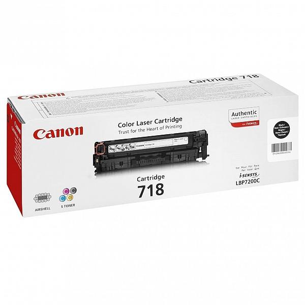 Toner Canon CRG-718